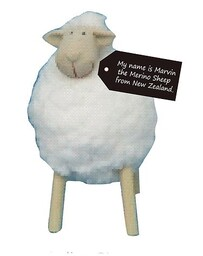 Woolley Sheep - Marvin