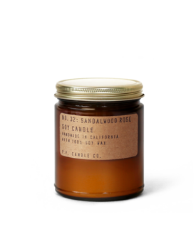 P.F Candle Co. 7.2oz - Sandalwood Rose