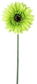 Artificial Gerbera - Green