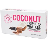 Coconut Triple O Waffers