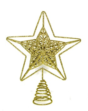 Tree Topper Gold