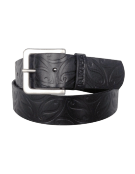 Kia Kaha Leather Belt - 32