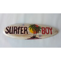 Surfer Boy Surf Board