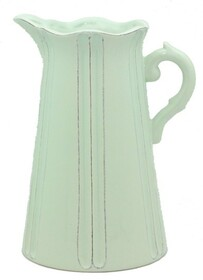 Ceramic Jug Mint