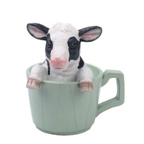 Calf in Mug Money Box