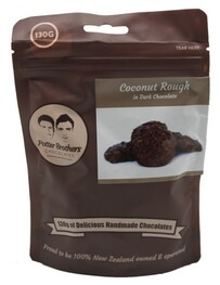 Coconut Rough in Dark Chocolate