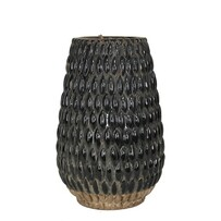 Sirocco Vase Large - Black