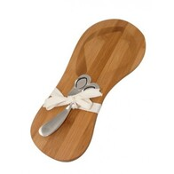 Wooden Cheese Board - Jandals