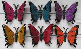 Garden Stake - Butterfly Assorted