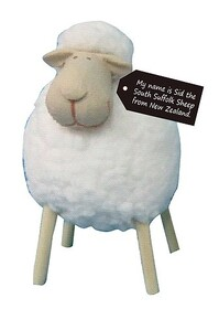 Woolley Sheep - Sid