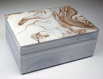 Jewellery Box - River of Gold