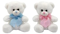 Baby Teddy Bear - Blue
