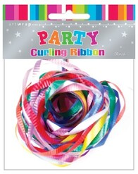 Curling Ribbon & Clips
