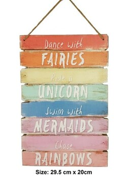 Dance with Fairies Plaque