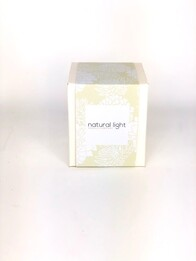 "3"" Recessed Pillar Candle - Coconut & Lime"