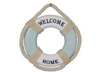 """Welcome Home"" Life Saver"