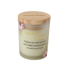 Someone Special Scented Wishes Candle