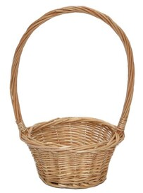 Tiny Basket with Handle