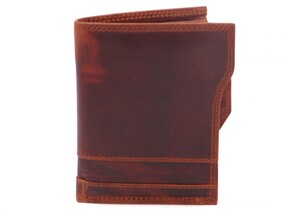 Leather Wallet BC16 - Vintage
