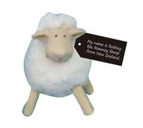 Woolly Sheep - Rodney