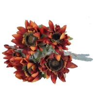 Sunflower Bouquet - Orange