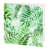 Green Leaves Gift Card