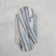 Cheese Board Keyhole Grey Marble