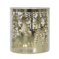 Filigree Votive - Gold
