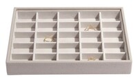 Stackers Classic Jewellery Compartment Layer - Grey