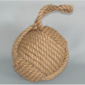 Rope Ball Door Stop
