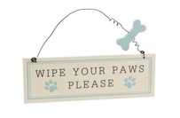 Doggo Wall Plaque - Green