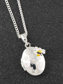 Mini Bee Locket