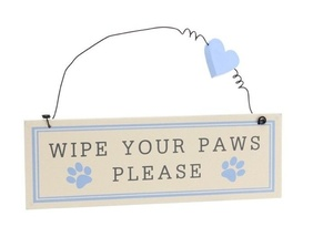 Cat Paws Wall Plaque