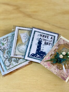 Handcrafted Card - Small