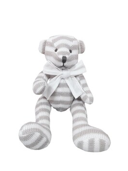 Grey Stripped Bear