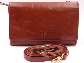 Cross Body Bag ST84 - Tan